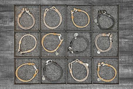 Design Armband Armbänder Ankerarmband Lederarmband Korkarmband Schnapphaken Anker Handgemacht Handmade in Germany maritim Ostsee Nordsee Dänemark Hygge Qualität umweltschonend Geschenk Verpackung Geschenkidee Damen Herren Frauen Männer