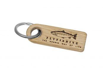 Design Accessoire FLYFISHING Schlüsselanhänger LEIF