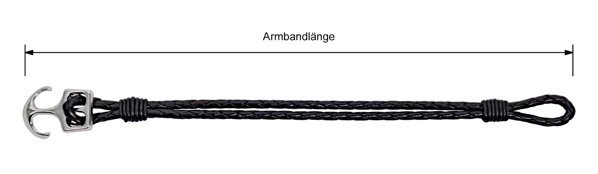 SKONIDA Nordic Design Jewellery and Accessoires maritim Wie ermittel ich meine Armbandlänge groessenhinweis design armbänder