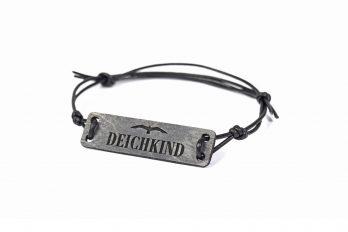 Design Holz und Leder Armband MEERE Deichkind