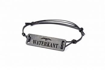 Design Holz und Leder Armband MEERE Waterkant