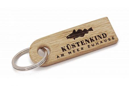 Schlüsselanhänger Ankerplatz Schlüssel Anhänger Schlüsselband Schlüsselring keychain Holz Eiche Natur nachhaltig maritim Anker surfen segeln angeln fischen Outdoor skandinavisch Qualität Geschenk Verpackung Geschenkidee maritim handmade Germany