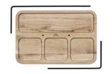 Schmuckständer STELLAN aus Holz – Schmuckaufbewahrung